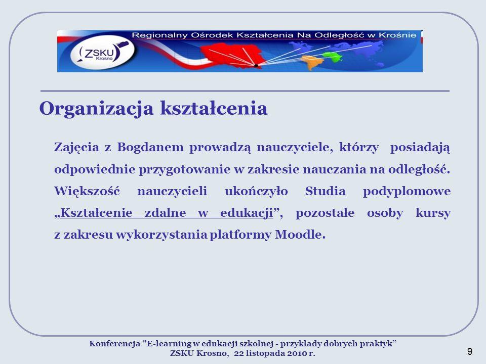 Organizacja kształcenia