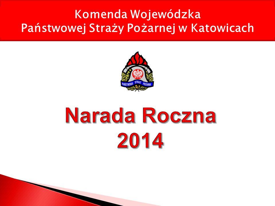 Komenda Wojewódzka Państwowej Straży Pożarnej w Katowicach
