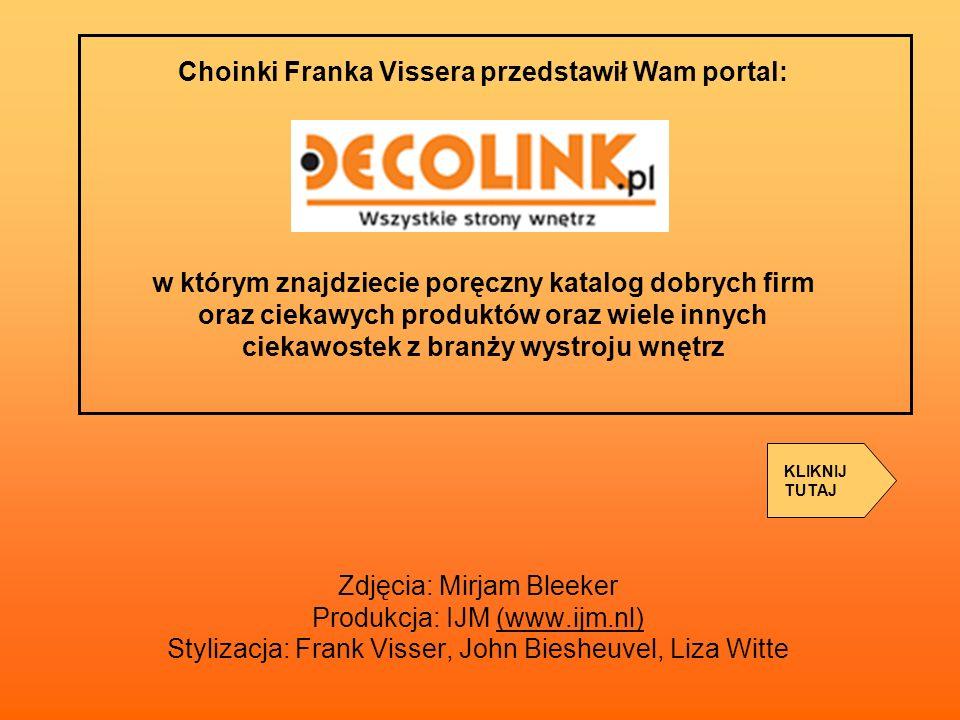 Choinki Franka Vissera przedstawił Wam portal: