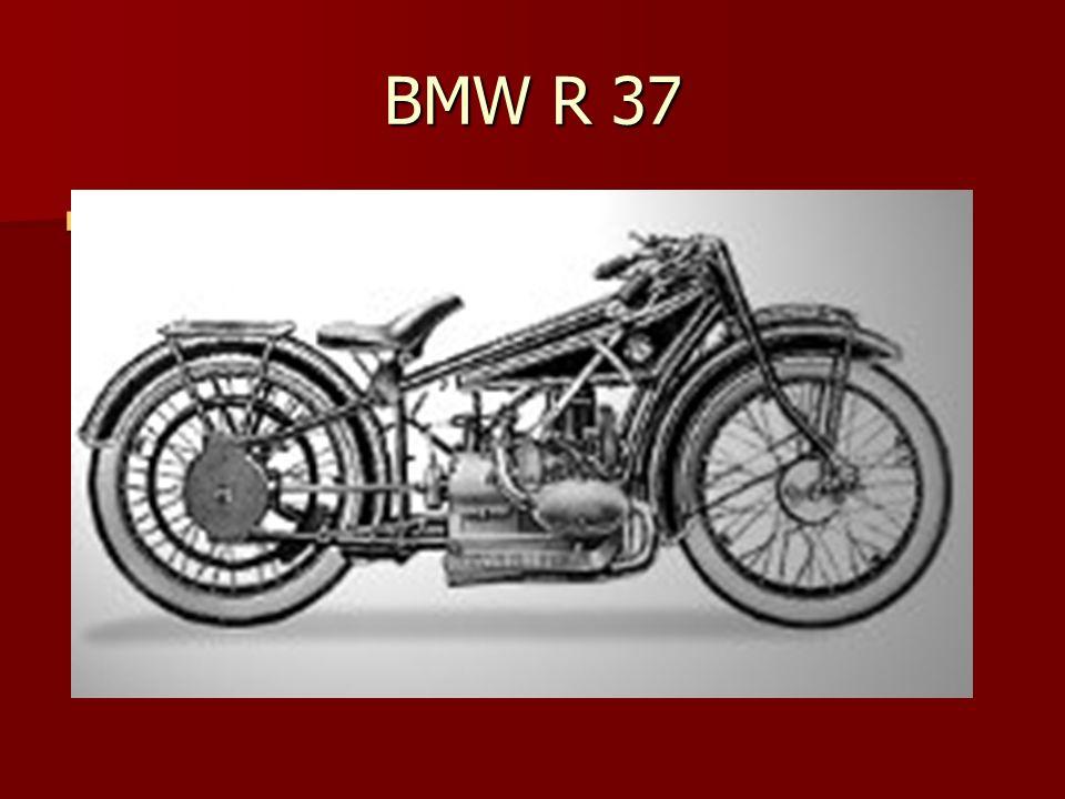 BMW R 37