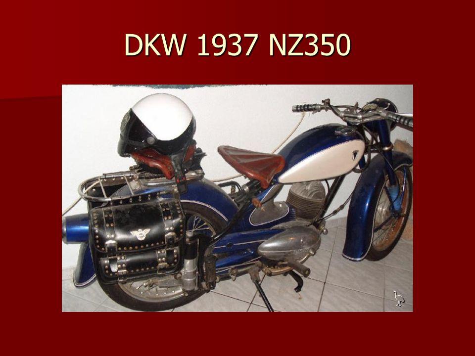 DKW 1937 NZ350