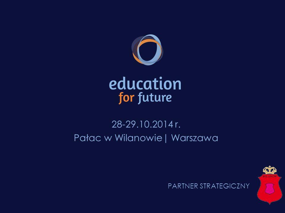 28-29.10.2014 r. Pałac w Wilanowie| Warszawa