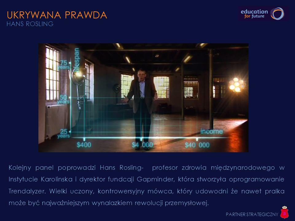 UKRYWANA PRAWDA HANS ROSLING