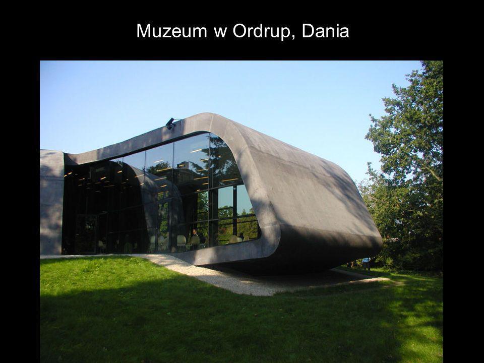 Muzeum w Ordrup, Dania