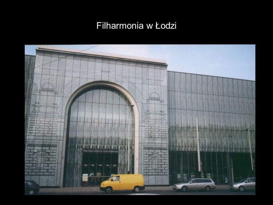 Filharmonia w Łodzi