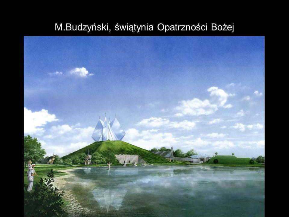 M.Budzyński, świątynia Opatrzności Bożej