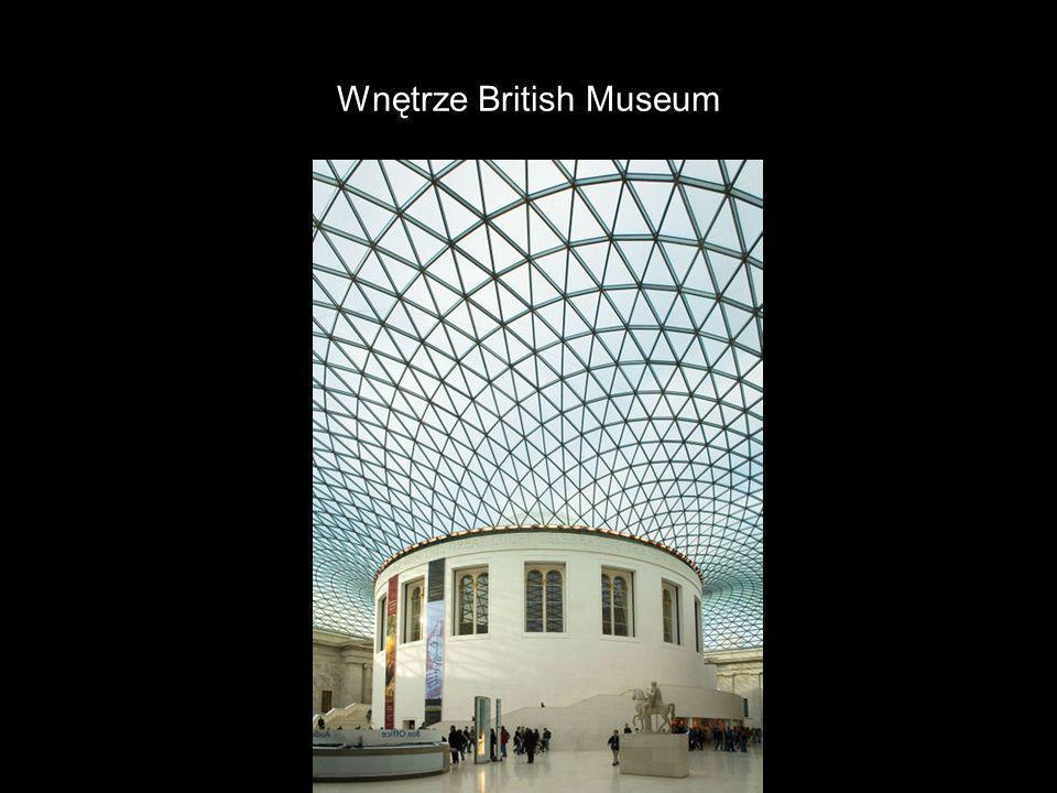 Wnętrze British Museum