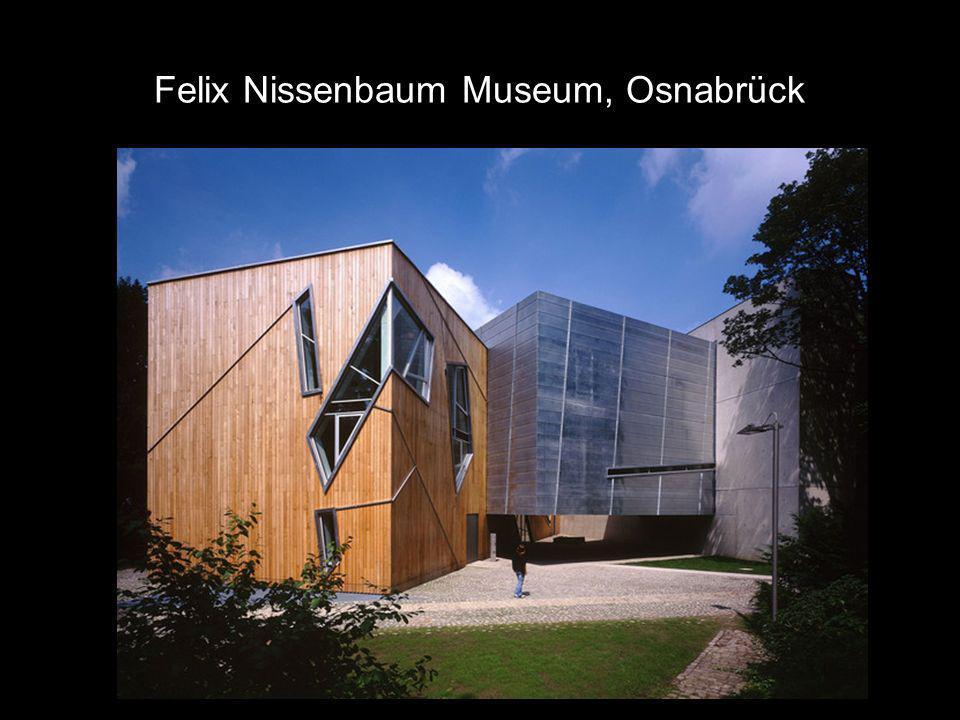 Felix Nissenbaum Museum, Osnabrück