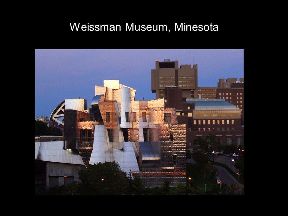 Weissman Museum, Minesota