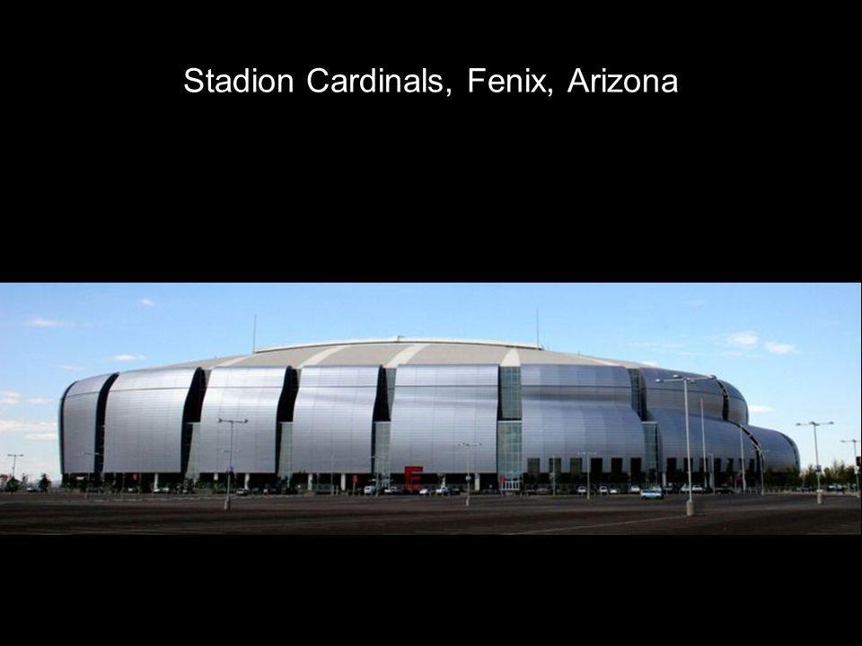 Stadion Cardinals, Fenix, Arizona