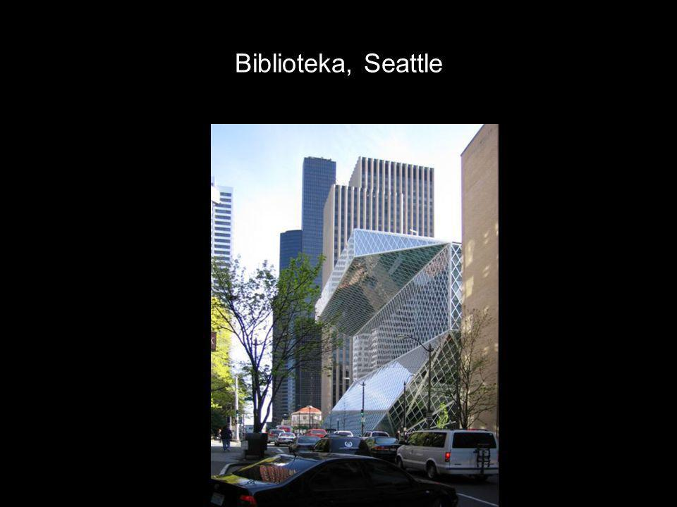 Biblioteka, Seattle