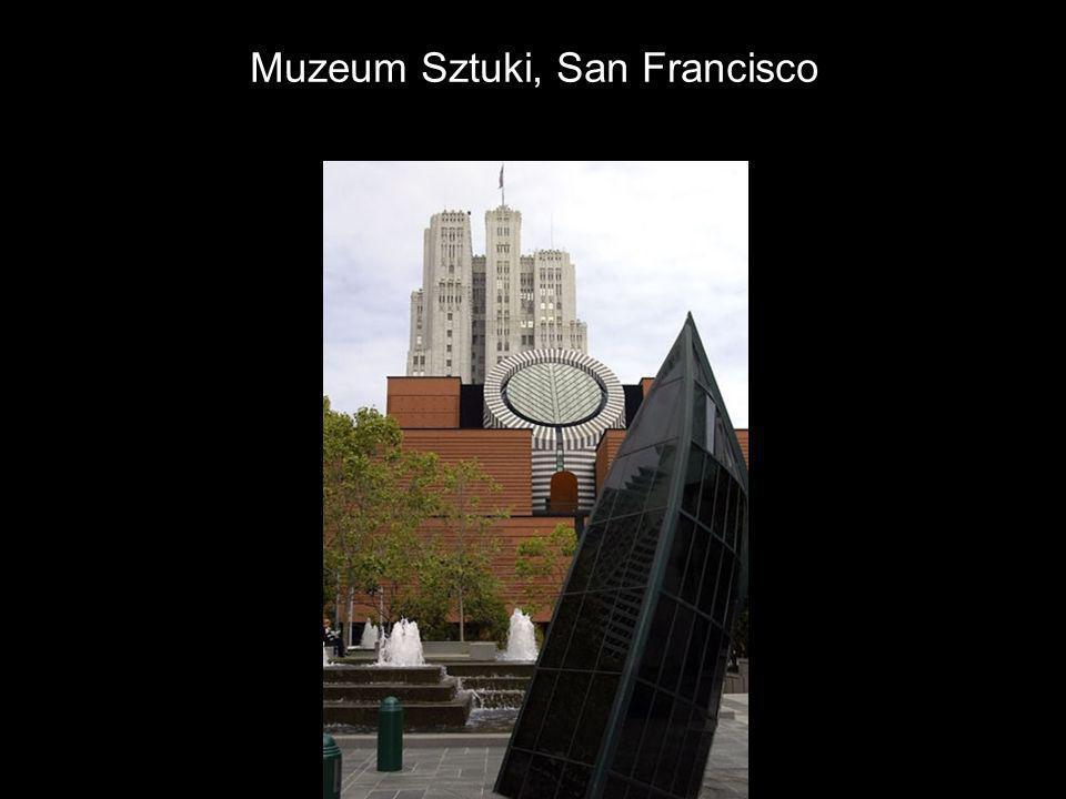 Muzeum Sztuki, San Francisco