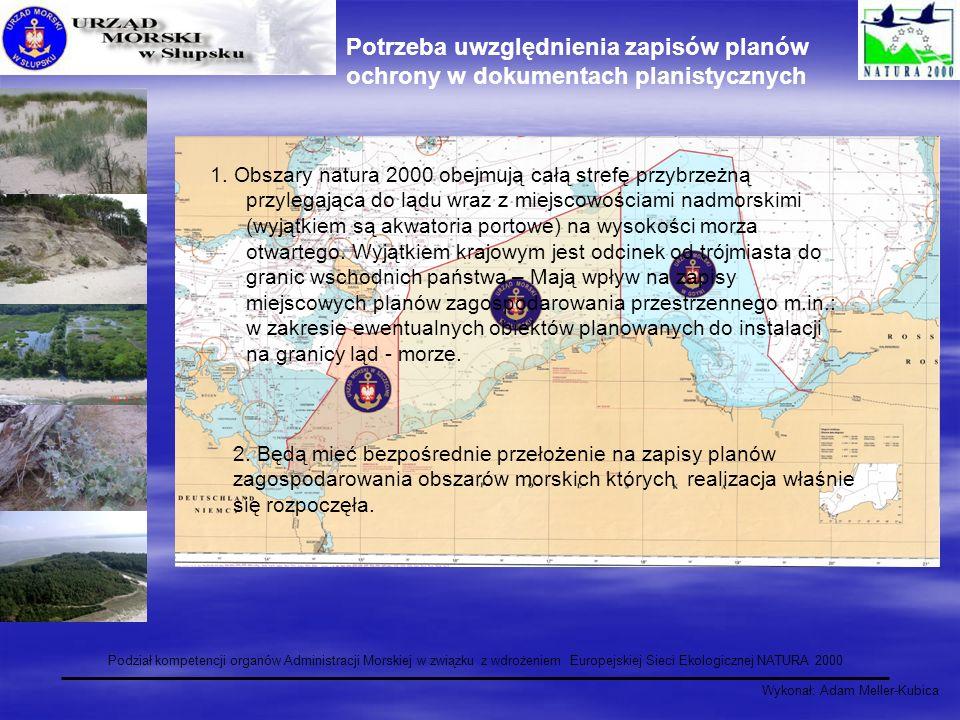Potrzeba uwzględnienia zapisów planów ochrony w dokumentach planistycznych