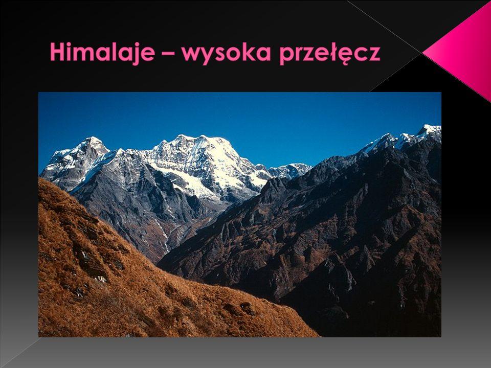 Himalaje – wysoka przełęcz