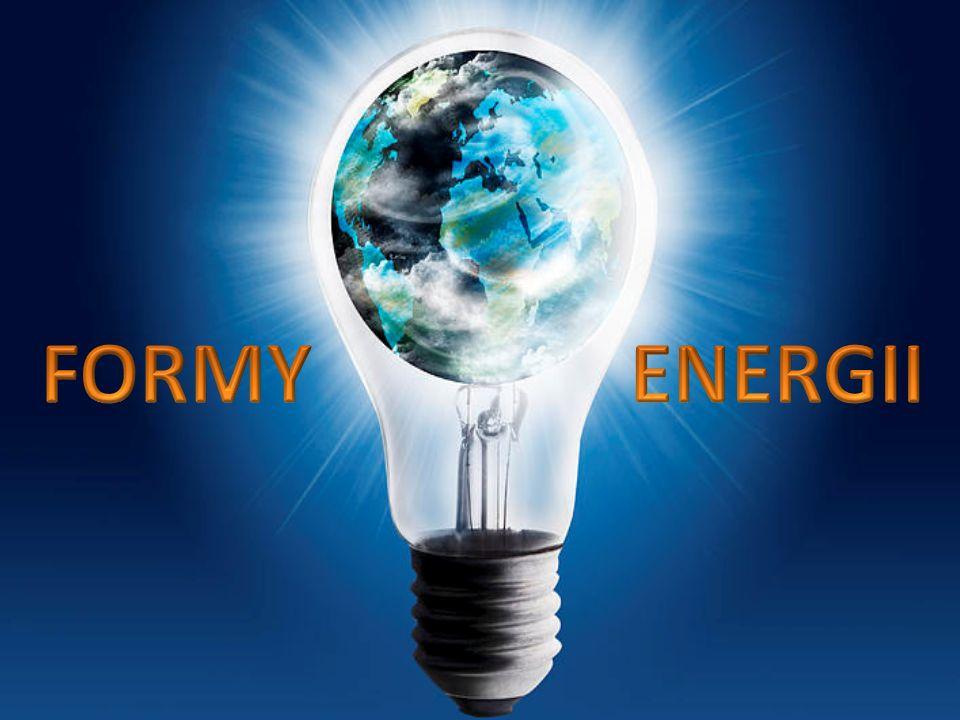 FORMY ENERGII