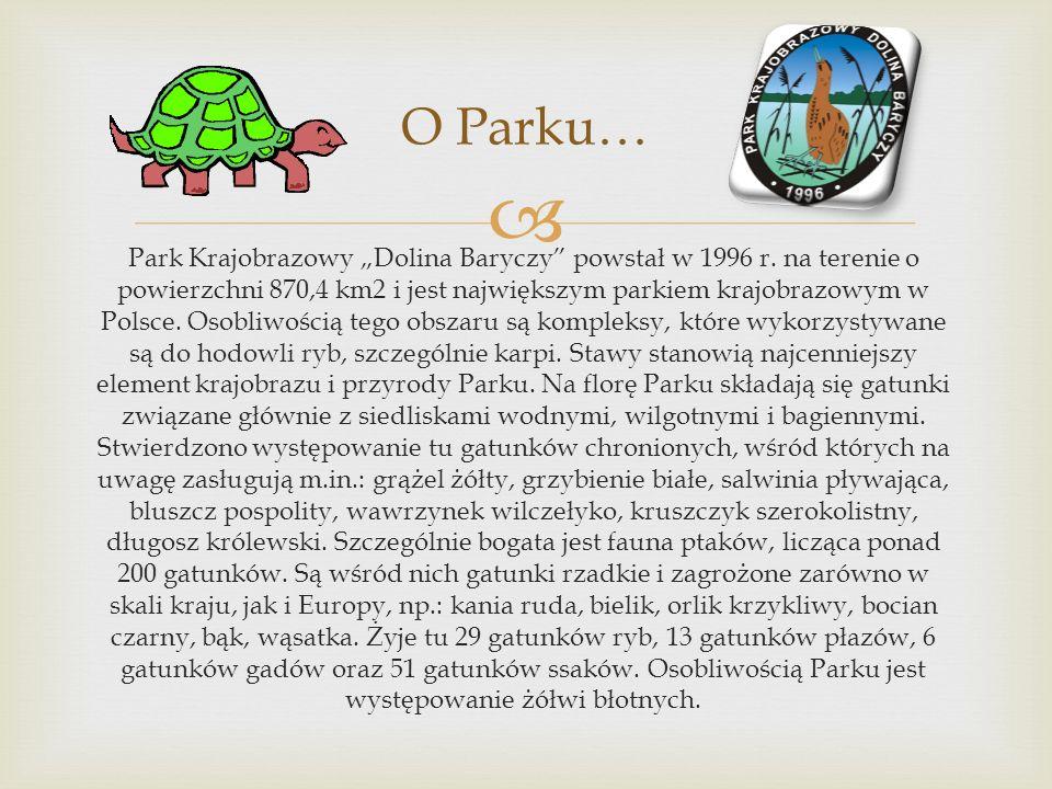 O Parku…