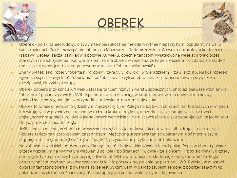 Oberek