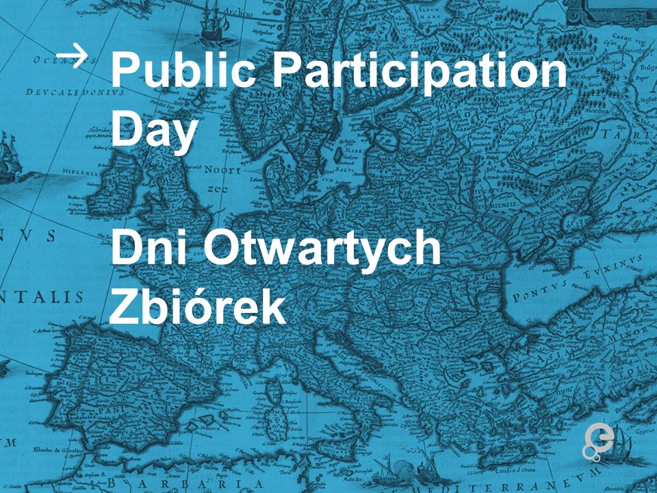 Public Participation Day Dni Otwartych Zbiórek