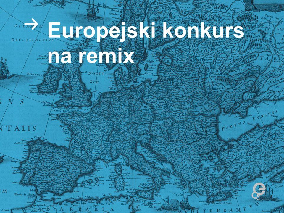 Europejski konkurs na remix