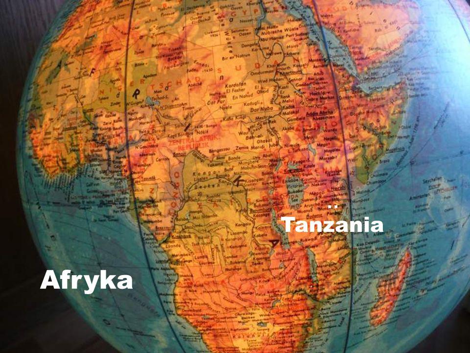 .. Tanzania Afryka