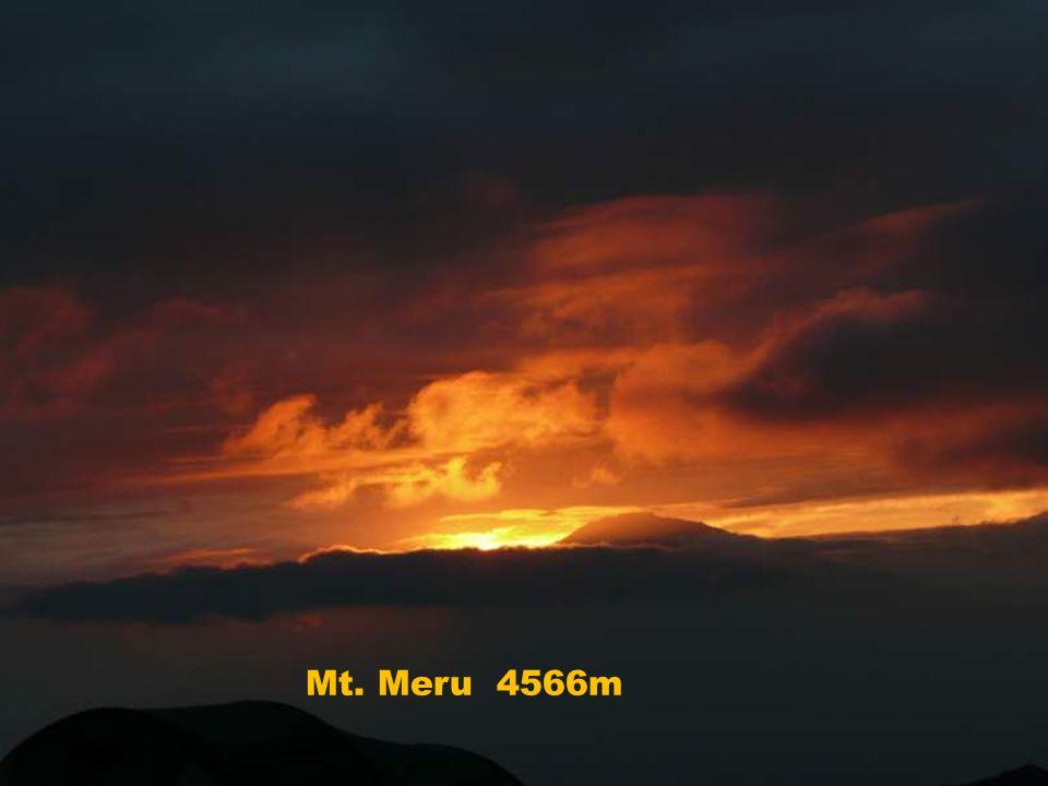 Mt. Meru 4566m