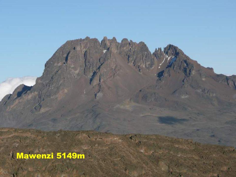 Mawenzi 5149m
