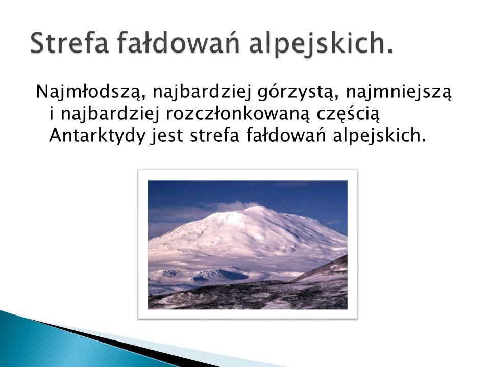Strefa fałdowań alpejskich.