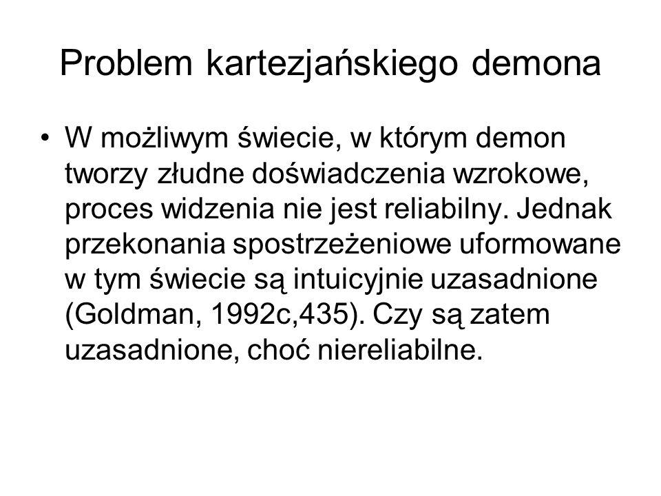 Problem kartezjańskiego demona