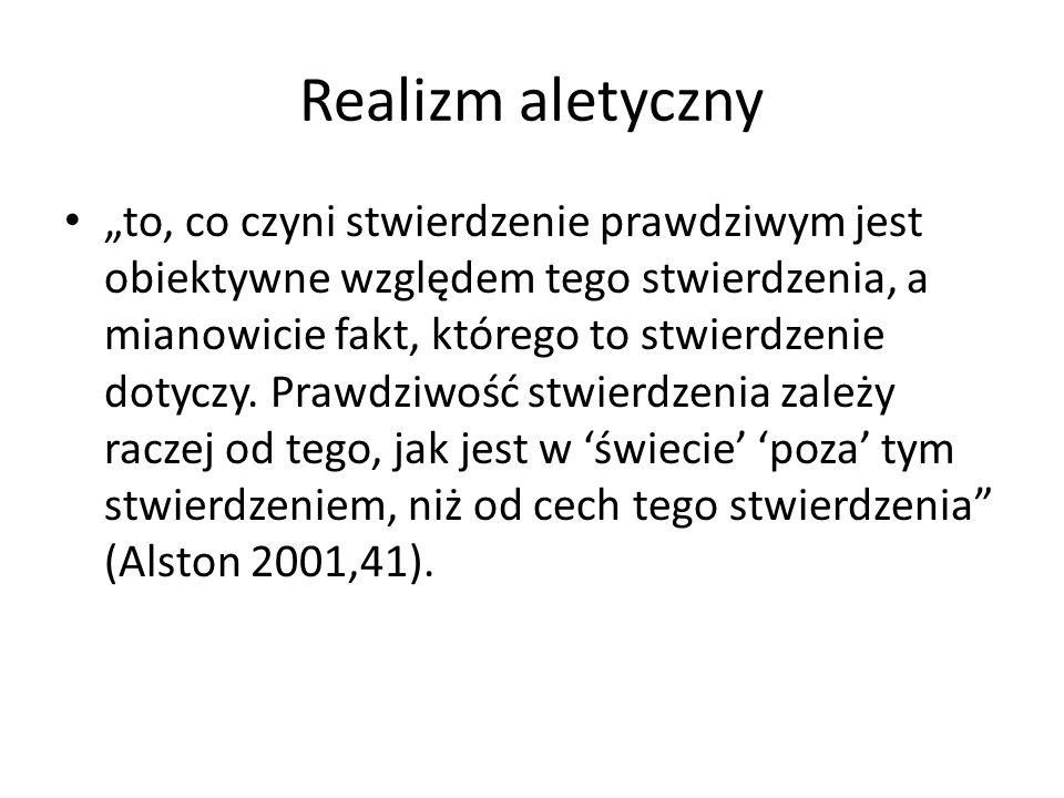 Realizm aletyczny