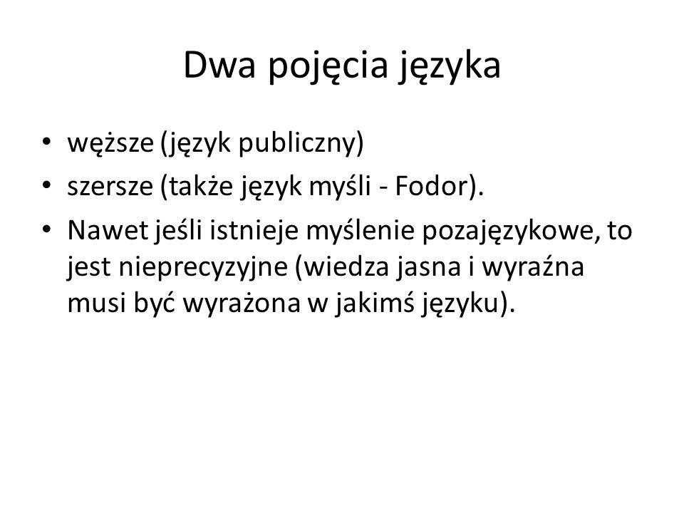 Dwa pojęcia języka węższe (język publiczny)
