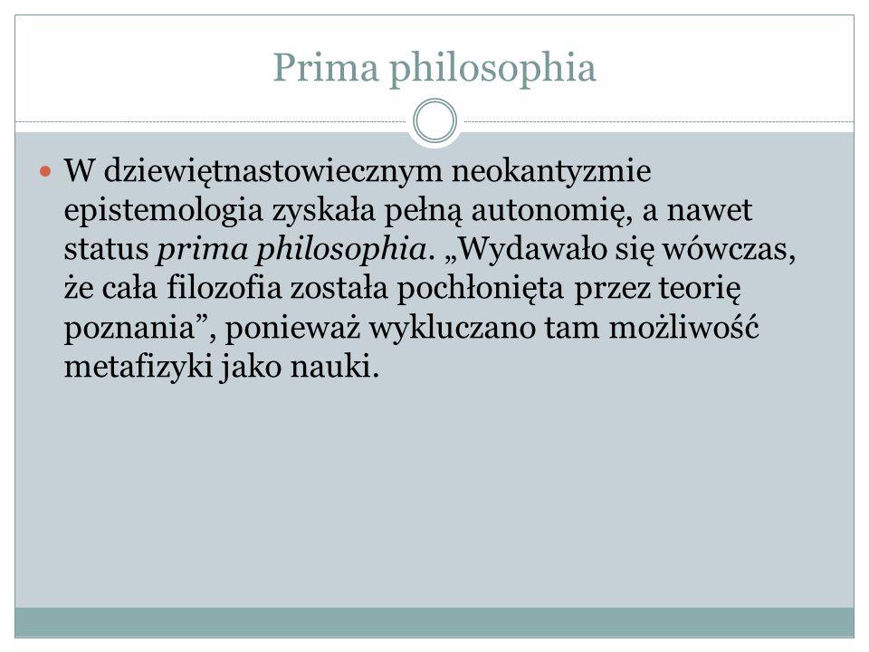 Prima philosophia