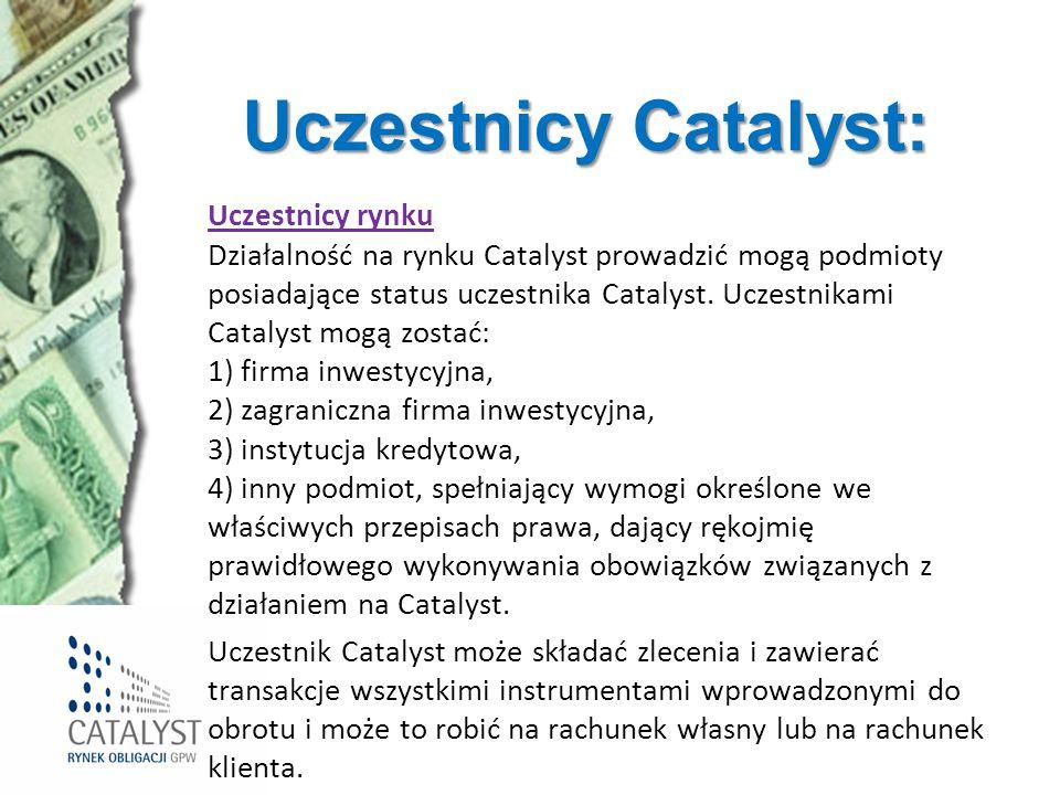 Uczestnicy Catalyst: