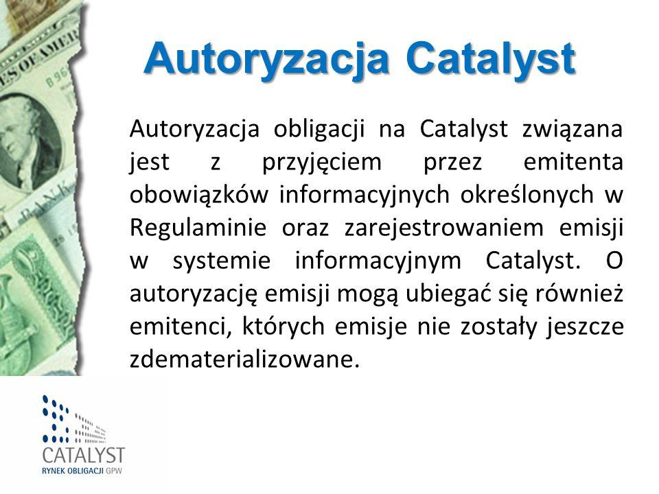 Autoryzacja Catalyst