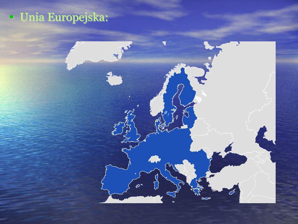 Unia Europejska: