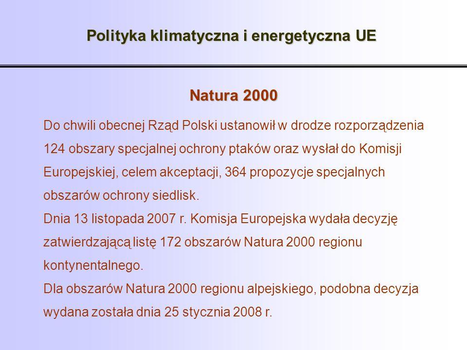 Polityka klimatyczna i energetyczna UE