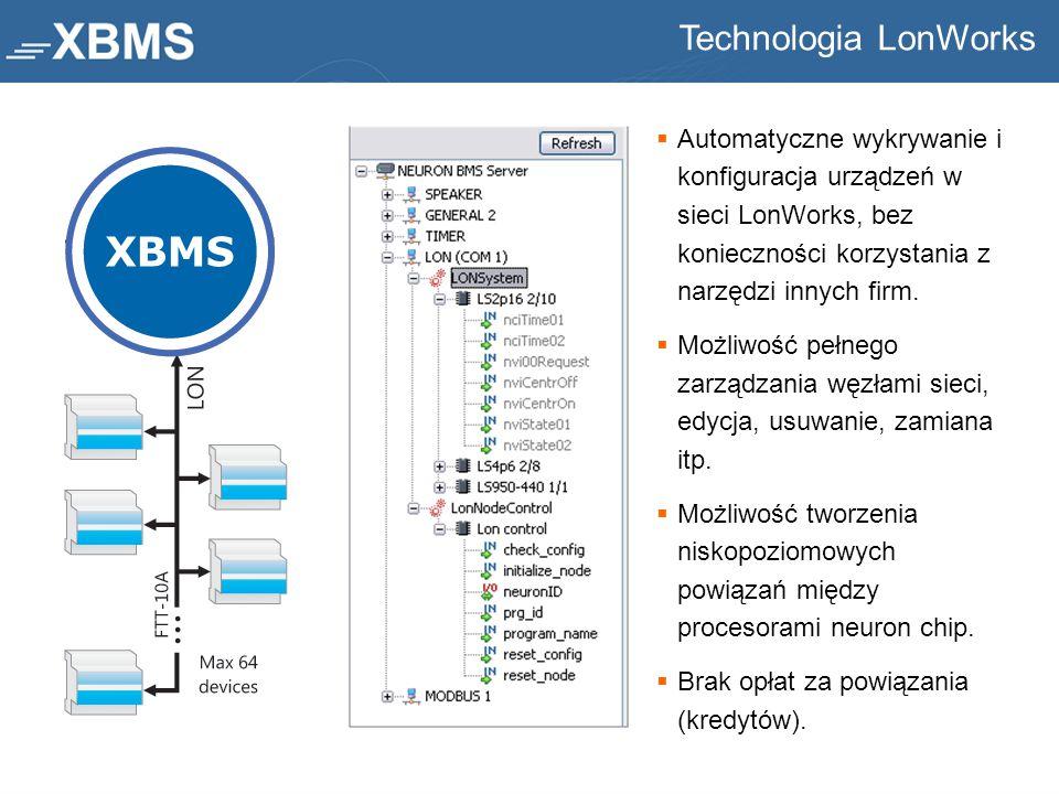 XBMS Technologia LonWorks