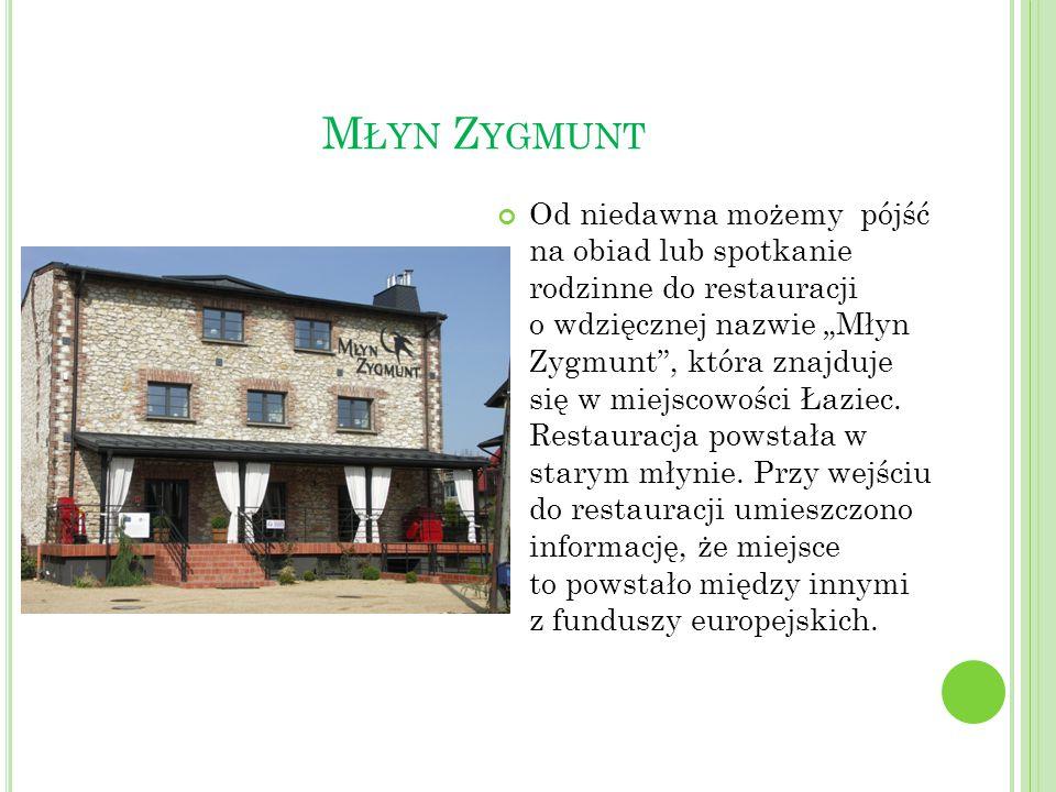 Młyn Zygmunt