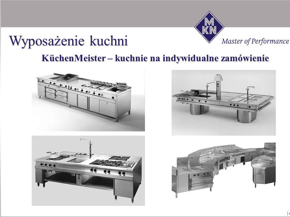 KüchenMeister – kuchnie na indywidualne zamówienie