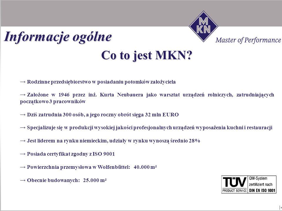 Informacje ogólne Co to jest MKN