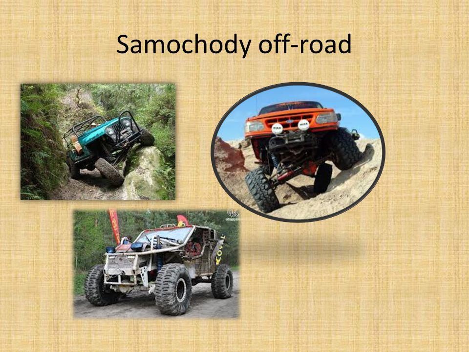 Samochody off-road