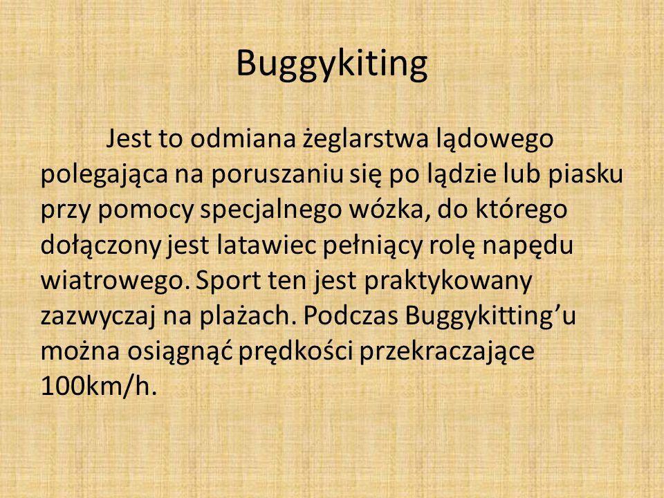 Buggykiting