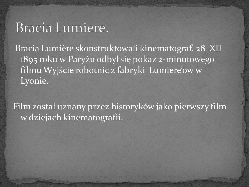 Bracia Lumiere.