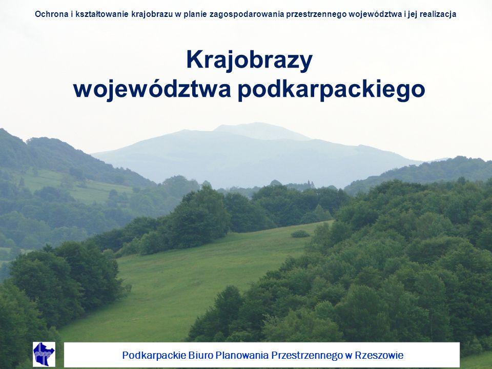 województwa podkarpackiego