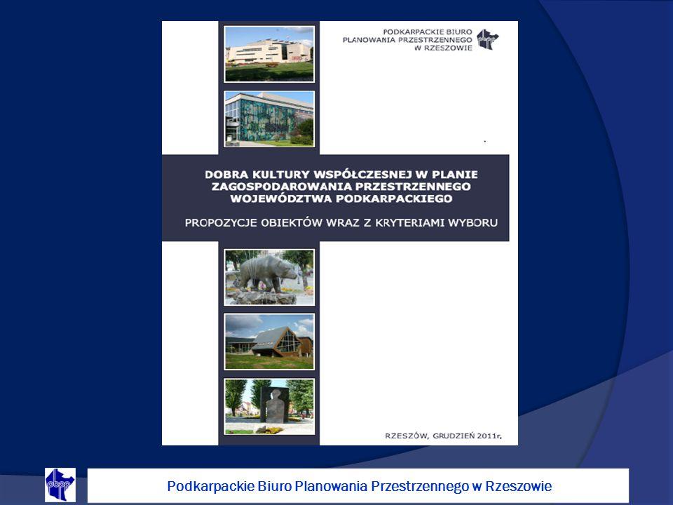 Podkarpackie Biuro Planowania Przestrzennego w Rzeszowie