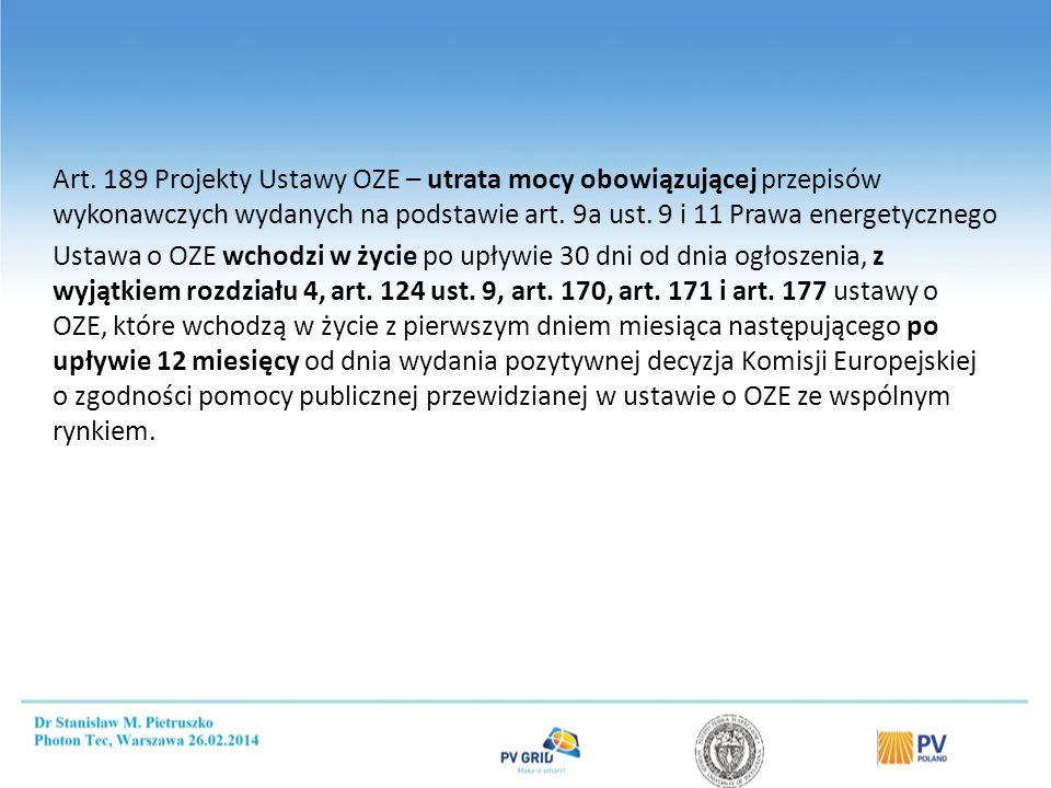 Polish Society for Photovoltaics