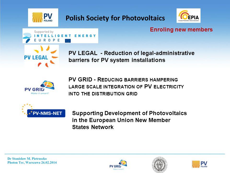 POLSKIE TOWARZYSTWO FOTOWOLTAIKI ®2005
