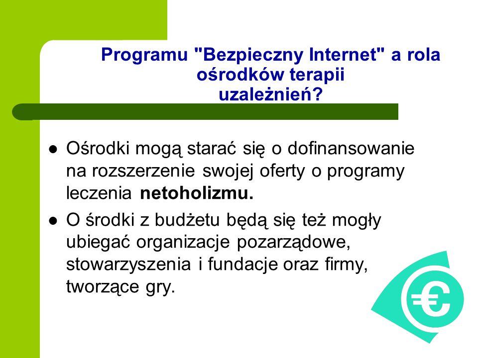 Programu Bezpieczny Internet a rola ośrodków terapii uzależnień