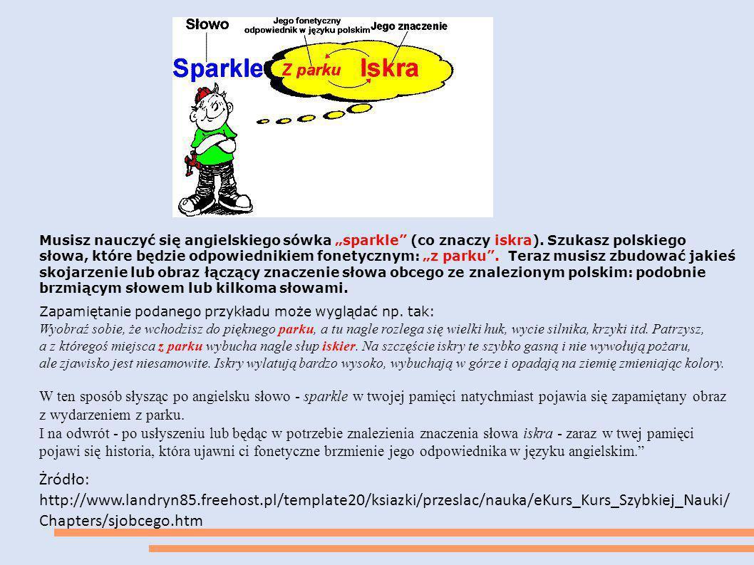 """Musisz nauczyć się angielskiego sówka """"sparkle (co znaczy iskra)"""