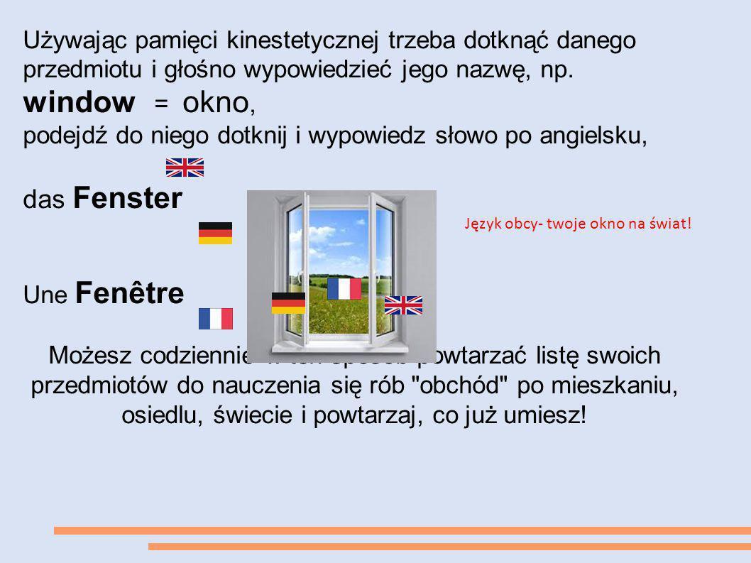 Język obcy- twoje okno na świat!