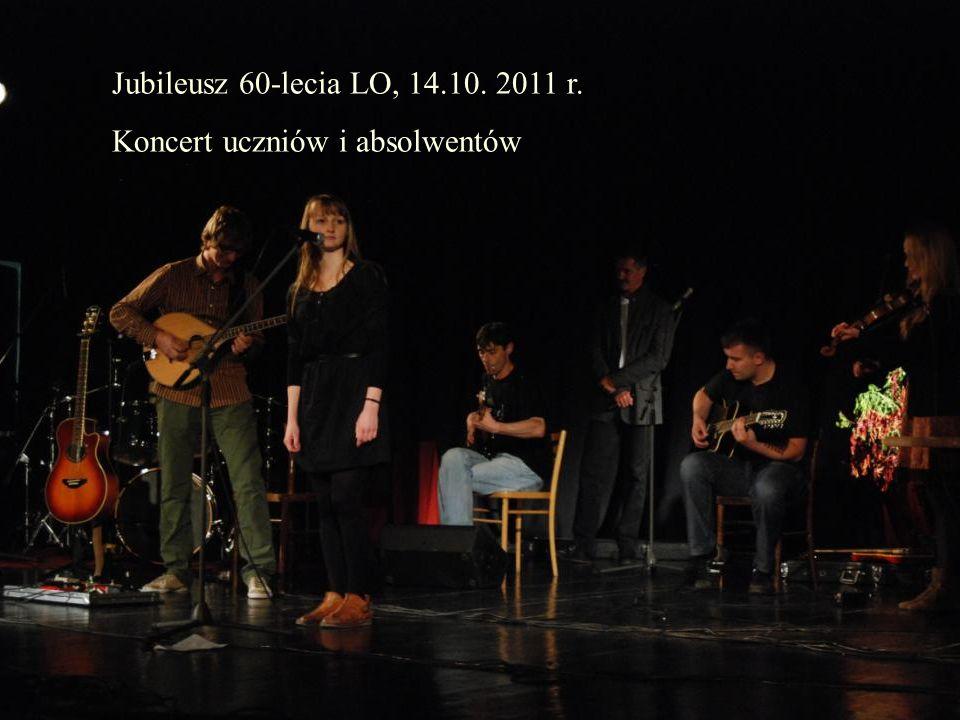 Koncert uczniów i absolwentów